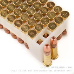 40 Rounds of .22 LR Ammo by Federal American Eagle - 38gr CPHP