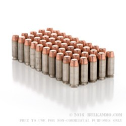 50 Rounds of 10mm Ammo by Remington - 180gr MC