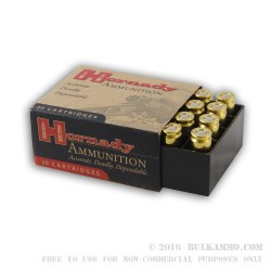 20 Rounds of 10mm Ammo by Hornady - 180gr JHP