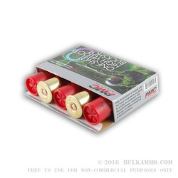 250 Rounds of 12ga Ammo by PMC -  00 Buck
