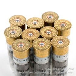 10 Rounds of 12ga Ammo by Sellier & Bellot -  #1 Buck