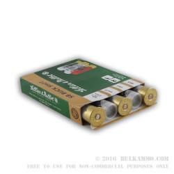 10 Rounds of 12ga Ammo by Sellier & Bellot -  #4 Buck