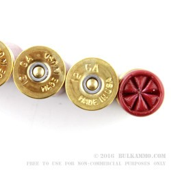 5 Rounds of 12ga Ammo by Federal -  00 Buck