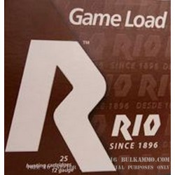 250 Rounds of 12ga Ammo by Rio - 1-1/16 ounce #7-1/2 shot