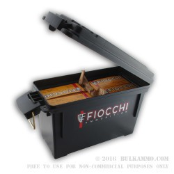 80 Rounds of 12ga Ammo by Fiocchi - 1 ounce High Velocity Rifled Slug