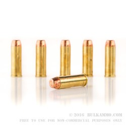 50 Rounds of .45 Long-Colt Ammo by MBI - New - 250gr FMJFN