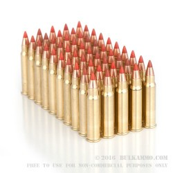 500  Rounds of .17HMR Ammo by Hornady - 17gr V-Max - Plano Ammo Can