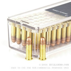 100 Rounds of .22 Long Ammo by CCI - 29gr LRN