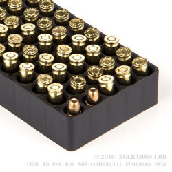 50 Rounds of .25 ACP Ammo by Magtech - 50gr FMC