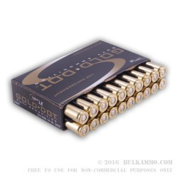 500  Rounds of .223 Ammo by Speer - 64gr SP