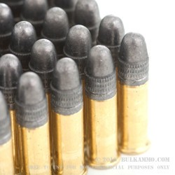 50 Rounds of .22 LR Ammo by Aguila Golden Eagle - Target - 40gr LRN
