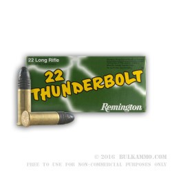 350 Rounds of .22 LR Ammo by Remington - 40gr LRN