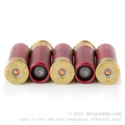 "5 Rounds of 3"" 12ga Ammo by Federal - 1 ounce TruBall Rifled Slug"