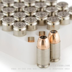 50 Rounds of .45 GAP Ammo by Federal LE - 230gr JHP HST