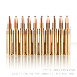 200 Rounds of .270 Win Ammo by Prvi Partizan - 150gr SP