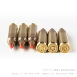 50 Rounds of .204 Ruger Ammo by Fiocchi - 32 gr V-MAX