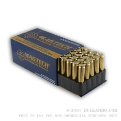 50 Rounds of .30 Carbine Ammo by Magtech - 110gr FMC