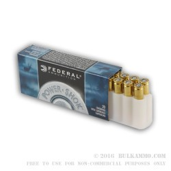 20 Rounds of .30 Carbine Ammo by Federal - 110gr SP