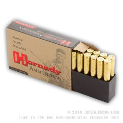 120 Rounds of .338 Lapua Ammo by Hornady - 285gr HPBT