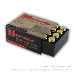 20 Rounds of .357 SIG Ammo by Hornady - 124gr JHP