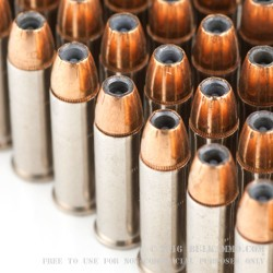 1000 Rounds of .38 Spl +P+ Ammo by Federal - 147gr JHP