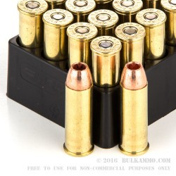 20 Rounds of .44 Mag Ammo by Barnes - 225gr XPB HP