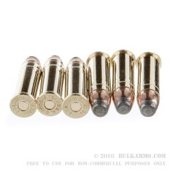 1000 Rounds of .38 Spl Ammo by Sellier & Bellot - 158gr SJSP