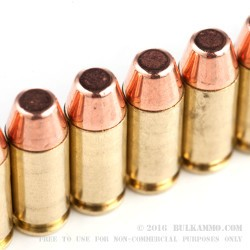 1000 Rounds of .40 S&W Ammo by BVAC - 165gr PFP