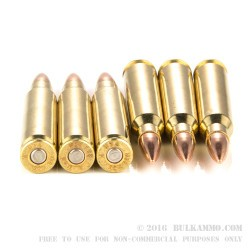 1000 Rounds of .223 Ammo by Armscor - 55gr FMJ