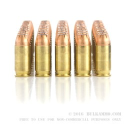 50 Rounds of .45 ACP Ammo by BVAC New - 185gr JHP