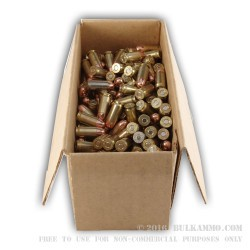 250 Rounds of .45 ACP Ammo by BVAC Remanufactured - 230gr CPRN