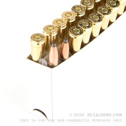 20 Rounds of 8 mm Mauser Ammo by Prvi Partizan - 196gr SP