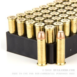 1000 Rounds of .38 Spl Ammo by Magtech - 125gr FMC