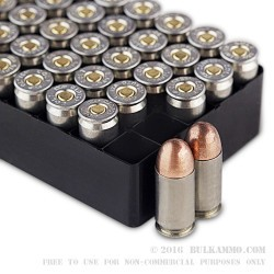 50 Rounds of .45 ACP Ammo by Colt - 230gr FMJ