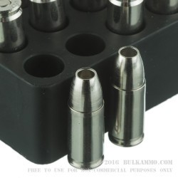 20 Rounds of 9mm + P Ammo by Liberty Civil Defense Ammunition - 50gr SCHP