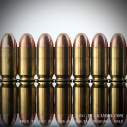 50 Rounds of .45 ACP Ammo by MBI - 230gr FMJ