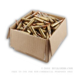 250 Rounds of 7.62x51mm Ammo by Lake City - 175gr Tracer LRM