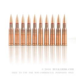 440 Rounds of 7.62x54r Ammo by Russian Surplus - 148gr FMJ
