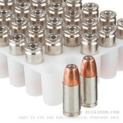 1000 Rounds of 9mm Ammo by Speer Gold Dot - +P 124gr JHP