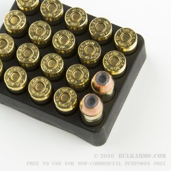 500  Rounds of .45 ACP + P Ammo by Corbon - 200gr JHP