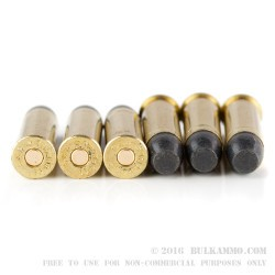 50 Rounds of .38 Spl Ammo by Sellier & Bellot - 158gr LFN