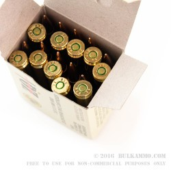 20 Rounds of .308 Win Ammo by ZQI - 147gr FMJ