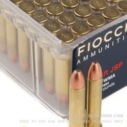 2000 Rounds of .22 WMR Ammo by Fiocchi - 40gr JSP