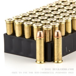 1000 Rounds of .38 Spl Ammo by Magtech - 130gr FMC