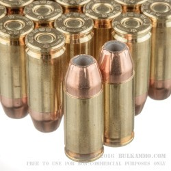 20 Rounds of 9mm + P + Ammo by Buffalo Bore - 124gr JHP
