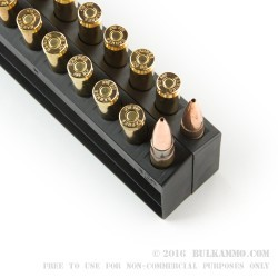 200 Rounds of .300 AAC Blackout Ammo by Remington - 120gr FMJ