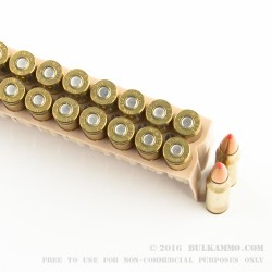 20 Rounds of .308 Win Ammo by Fiocchi Extrema - 150gr SST