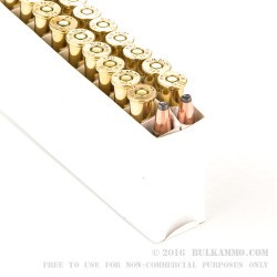 500  Rounds of 30-30 Win Ammo by Prvi Partizan - 170gr FSP