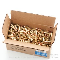 500  Rounds of 9mm Ammo by BVAC - 124gr CPHP