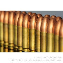 50 Rounds of 9mm Ammo by MBI - 147gr FMJ